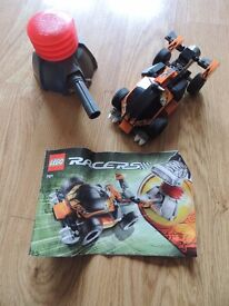LEGO RACERS 7971 with instructions.