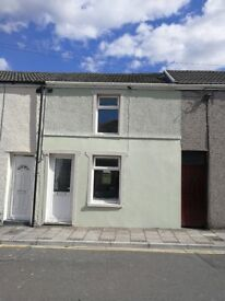 2 bed fully renovated house in Aberdare Town Centre £425 PCM
