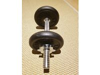 Cast Iron dumbbell 5kg