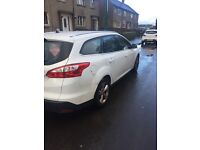 Ford Focus Estate with 1 years MOT