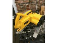 Dewalt chops saw with stand