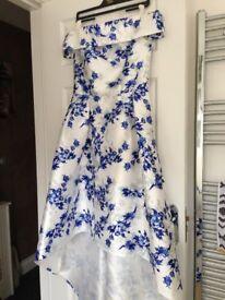 Designer Dress by Chi Chi London size 12