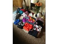 Huge amount of plus size ladies clothes size 22/24/26/28