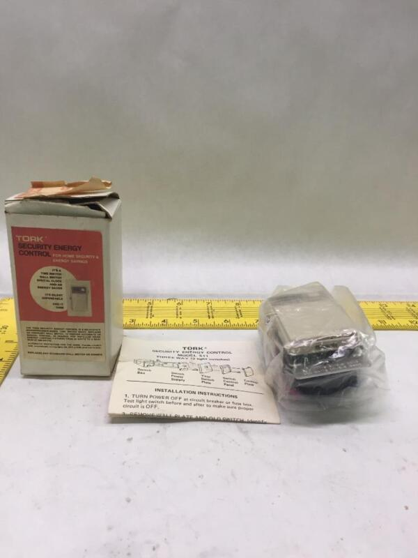 Tork 511 3 Way 500W Security Energy Control