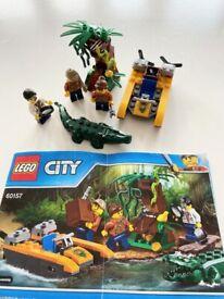 Lego Jungle Set (60157)