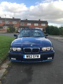 Bmw 318 auto m sport in brilliant condition