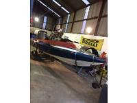 16ft Picton Speedboat (Boat, watersports, mastercraft, bayliner)