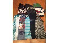 Bundle of boy clothes 2-4