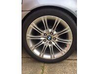 18 inch BMW Alloys