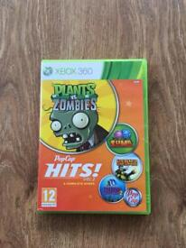 Xbox 360 Plants V Zombies Game