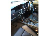 2009 BMW 520d M sport, 177 bhp, manual