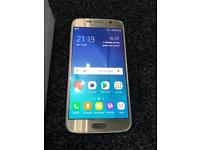 Samsung S6 - Unlocked - Gold 32gb - Read description