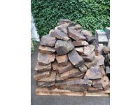 Wall and Rockery stone