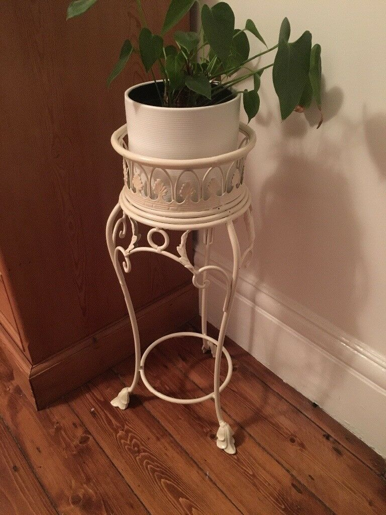 Ornate, vintage plant stand