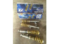 Set of FK Coilovers for Mini