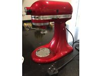 KitchenAid Mixer Artisan 4.9l 5KSM150 Candy Apple