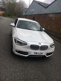 Bmw 1 series 12 plate