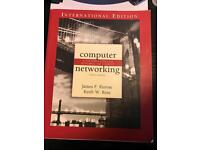 Computer Networking - a top down approach