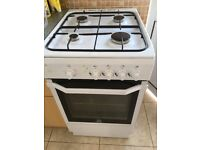 Gas cooker & hob