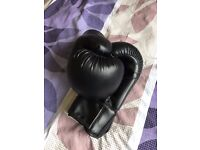 kickboxing gloves size 10-12oz