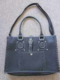 Lot of 3 Women hand/shoulder bags, and 1 Male Messenger / Courier Bag
