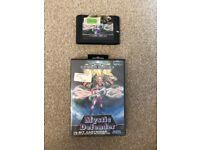 Sega Mega Drive Game Mystic Defender