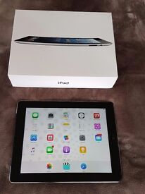 IPAD 4th Generation 16GB with Retina Display and WiFi and Cellular (A1460)