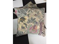2 x Patterned Cushions