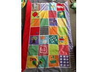 Playmat - mamas and papas baby play mat