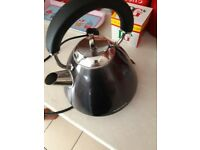 Morphy Richards kettle