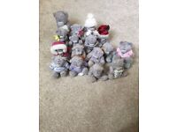 Selection of Me To You bears and figurines