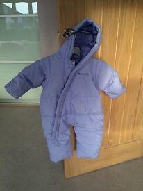 Snow suit 12mths
