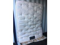 King Size Luxury Mattress Clean Condition, Free Delivery In Norwich,