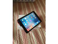 IPad mini 32gb great condition with box and nice case