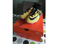 Nike JR Mercurial Victory VI DF Soft Ground Football Boots - Size 5 : USED