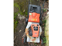 Flymo Quicksilver 40 Self-propelled lawwnmower. Needs attention