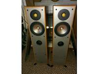 Yamaha ns-200 5* natural sound Stereo home cinema bi wire speakers