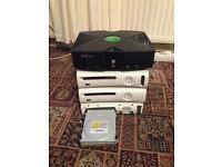 Xbox and Xbox 360 Consoles - Spares or Repair
