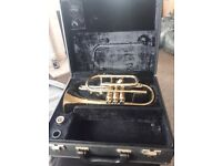 Boosey and Hawkes Besson 600 Bb cornet