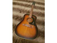 Framus Texan vintage acoustic guitar