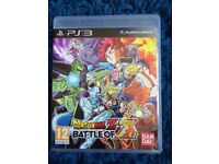 Dragon Ball Z: Battle of Z On ps3 for sale  Oxfordshire