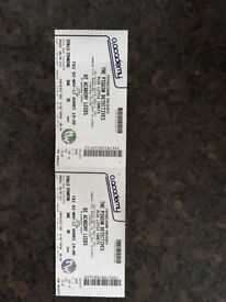 2 Pigeon Detective tickets, Leeds O2 Academy