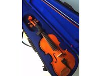 Stentor Student 1 3/4 Violin Outfit Good Condition