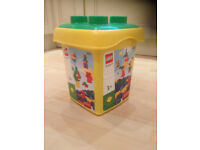 Duplo Lego box - #4805, marked as suitable for 2+ (larger bricks than standard lego)