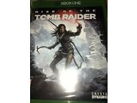 Rise of the Tomb raider for Xbox 1