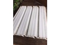 Coated metal roofing sheets new