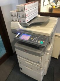 OKI A4/A3 Multi Functional Printer & Scanner