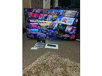 50 INCH SAMSUNG SMART 3D SLIM LED TV MINT CONDITION FULL HD READY 4 HDMI 3USB REMOTE CAN DELIVER