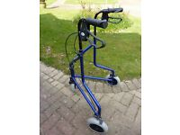 Try wheeled walker