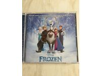 Frozen Music Soundtrack CD stocking filler idea